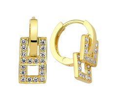 In this article, fashion gold earrings ideas with you.