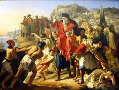 Revolution, Greek Independence, Greek History, Gallery, Painting, Costume, Google, Searching, Roof Rack