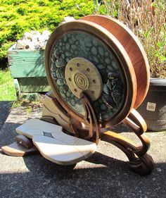 Olympic Spinning Wheels - I haven't seen one of these but I wouldn't certainly like to.