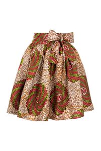 Image of Flow Skirt ~Latest African Fashion, African women dresses, African Prints, African clothing jackets, skirts, short dresses, African men's fashion, children's fashion, African bags, African shoes ~DK