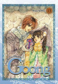 Goong Graphic Novel 13 #RIGHTSTUF2013