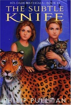 The Subtle Knife. Part 2 of The Golden Compass series