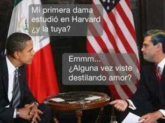 Memes de la 'Cumbre de los Tres Amigos': Obama, Trudeau y Peña Nieto