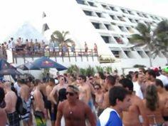 spring break 2012 oasis cancun