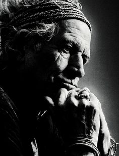 Keith Richards <3 love this photo, hope do not mind if I put more time