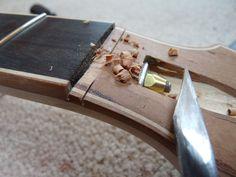 Bob's Archtop Guitar Build