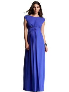 baby shower outfits | ... Baby Shower to Black Tie Wedding: Gorgeous Formal Maternity Dresses