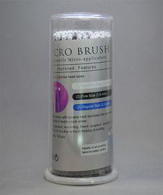 Disposable Micro Brushes Super Fine | Qty 100 per pack  |  $5.99  -   iLashStore.com