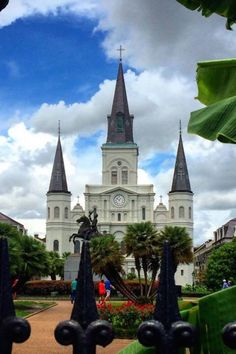 Jackson Square gets more and more beautiful every time we see it. Photo: @skygurl25