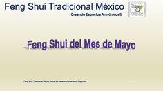 Feng Shui de Mes de Mayo /Feng Shui Cures May 2017