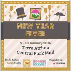 Little Steps is a proud media sponsor of New Year Fever in Jakarta!  Shop over 50 vendors from January 4-11 2016.  More information on littlestepsasia.com!  #mylittlesteps #jktevents