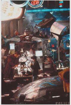 Blade Runner - Animoid Row