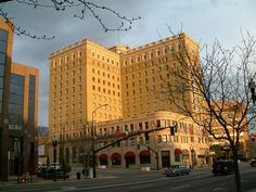 Ben Lomond Hotel, Ogden, Utah. Surrounded by the natural beauty of Utah and noted for its Italian Renaissance Revival architecture, the Ben Lomond Hotel has a long history of spooky rumours, as well as legends of ghostly guests including a mother and son who decided to stay together long after death.