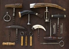 antique corkscrews by bobby__emm, via Flickr