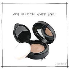 #oligodang #cosmetic #makeup #hair #K-beauty 올리고당 메이크업 샤넬 뗑 이노쌍스 고체파운데이션