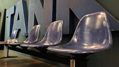 Eames Seating System.
