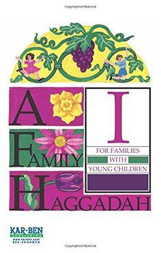 A Family Haggadah by Shoshana Silberman https://www.amazon.com/dp/0761352104/ref=cm_sw_r_pi_dp_x_hvYZyb9P22HVG