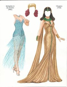 [Debbie Reynolds, Primavera en las Montañas Rocosas (1942), Cleopatra (1934)]