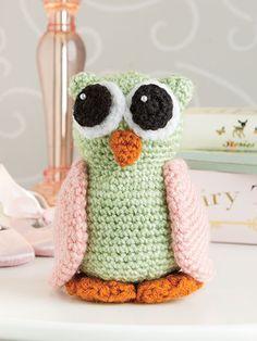 Crochet - Lil' Miss Hootie - #EC01234