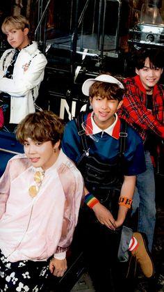 J-Hope, Jimin, RM & Suga Wallpaper ♡