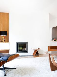 Here's the first of 2 mid-century modern homes I will be sharing with you today. This one comes fr...