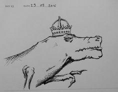 23: Monarch