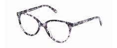 Affordable Fashion Glasses Cat Eye Eyeglasses Women Flawless Smokey Tort Tilt