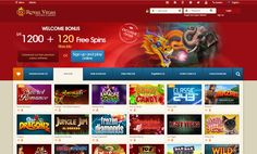 ✓ Royal Vegas was established in 2000 ✓ More than 650 casino games including slots ✓ Live casino + Mobile casino ✓ C$1200 Welcome bonus