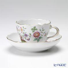 マイセン(Meissen) 楽園の鳥 450110/00582コーヒーカップ&ソーサー 200cc