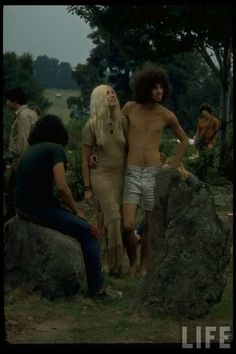 Festival Fashion Inspiration From The Original Hippies: Woodstock 1969