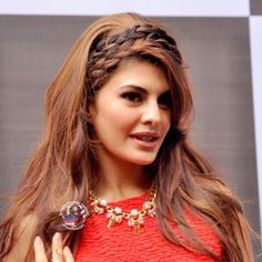Jacqueline Fernandez during promotions of Hardwyn product in Mumbai .