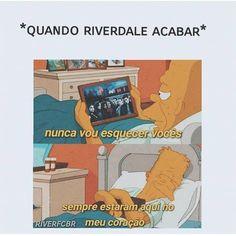 Nossa senhora não quero nem imaginar Riverdale acabando, Vai ser o pior momento da minha vida. #Riverdalenaopodeacabar Creditos para… Riverdale Spoilers, Riverdale Netflix, Riverdale Funny, Riverdale Memes, Riverdale Cast, Wtf Funny, Funny Memes, Pretty Little Liars, Betty And Veronica