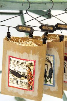 DIY Gift Bags for All Occasions