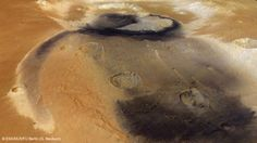 A Radiating Beauty on Mars: Becquerel crater