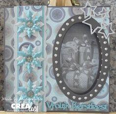Made by Marianne:  https://www.crealies.nl/detail/1417843/15-10-25-marianne.htm &  http://www.crealies.blogspot.nl/…/vrolijk-kerstfeest-gelukk… Crealies items: Crea-Nest-Lies XXL no. 23 On the Edge no.7 Decorette no. 13 Tekststans no. 104 Gelukkig Nieuwjaar Tekststans no. 105 Vrolijk kerstfeest Set of 3 no. 22 Bloemen 13 Duo Dies no. 3 Sneeuwvlokken 3 Duo Dies no. 4 Sneeuwvlokken 4