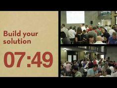 デザイン思考家になるための90分集中講座 -スタンフォード大学d.school教室- - YouTube