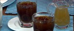 Intriguing - homemade sour mix using blackstrap molasses!