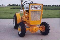 International IH Cub Cadet by The Silver Spade American Yard Tractors, Small Tractors, Tractor Mower, John Deere Tractors, Crawler Tractor, Compact Tractors, Antique Tractors, Vintage Tractors, Cub Cadet Tractors