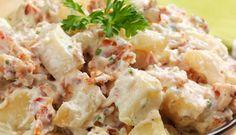 Loaded Smoke-Roasted Potato Salad