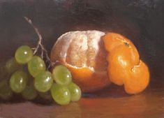 oil painting of an orange - Yahoo Image Search Results