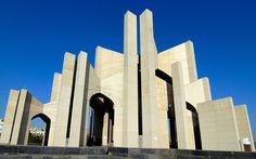 World's Most Beautiful Cemeteries: Maqbaratol Shoara, Iran