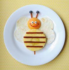 Cute Snack Idea: One Sweet Bee