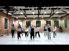 'boyfriend' Justin Bieber choreography by Jasmine Meakin (Mega Jam)