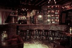 """The 1933 Group's """"La Cuevita"""" is in Highland Park. Focuses on traditional agave spirits, offers a selection of tequila and mezcal & other cocktails. Formally the """"Little Cave"""", is designer Bobby Green's homage to an old-world Mexican grotto-bar. Rustic wood beam ceilings, exposed-brick walls, imported Mexican antiques, stained glass lighting, iron fixtures, & 100 year-old doors from a Mex church flank the patio and front entrance.  there are 2 patios"""