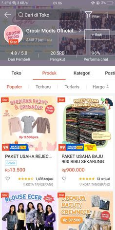Best Online Clothing Stores, Online Shopping Sites, Online Shopping Clothes, Aesthetic Shirts, Aesthetic Songs, Ig Store, Online Shop Baju, Casual Hijab Outfit, Fashion Vocabulary