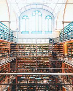 // Study the classics to dream up the new. . . . .  #vsco #vscocam #iphonesia #travel #beautyandthebeast #amsterdam #iamsterdam #spring #springbreak #architecture #books #library #rijksmuseum #netherlands #fromwhereistand #fromamsterdam #netherlands #holland #wonderlustamsterdam by shannenbdrj. amsterdam #rijksmuseum #holland #architecture #fromamsterdam #spring #library #books #travel #netherlands #wonderlustamsterdam #iphonesia #vscocam #iamsterdam #fromwhereistand #springbreak #vsco…