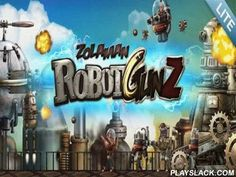 Zolaman Robot Gunz  Android Game - playslack.com , Get ready to enter an inhumane combat of robots. You should battleto an impressive amount of leaders and to try-out the most distorted armament, the game is full of it. The game possesses very pretty graphics, which carries away from the first minutes. You will be able to enhance and to enhance your robot to earn an outstanding state and to make him unconquerable. There re 5 levels, where you will be able to show all your champion attributes…