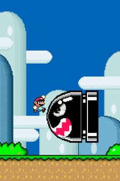 mario wallpaper for iphone - Google Search