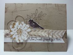 Beth's Paper Cuts: Choose Happiness ~ Stampin' Up!