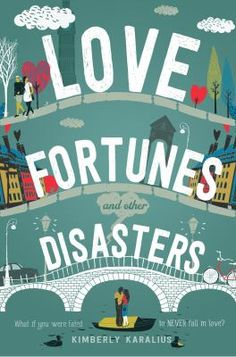 "Love fortunes and other disasters - Devastated by a ""love fortune"" indicating that she will be a spinster, fifteen-year-old Fallon decides to take control of her own fate, even if it means working with Sebastian, a notorious heartbreaker."